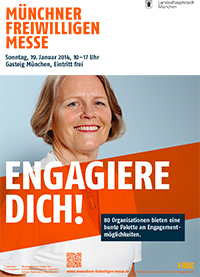 poster freiwilligenmesse 2014